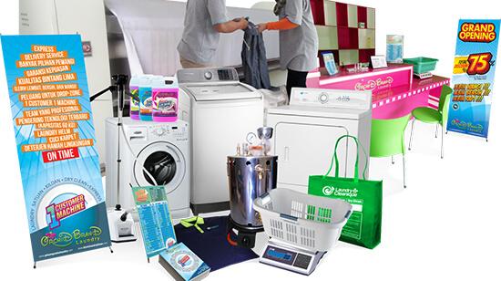 paket usaha laundr yterbaik