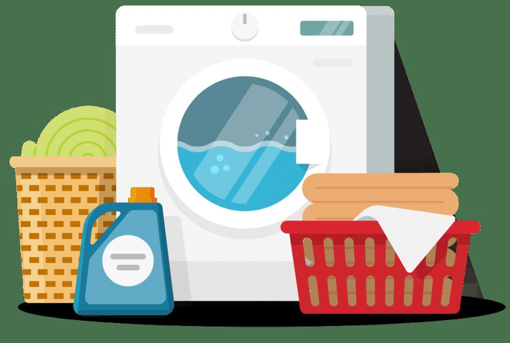perlengkapan penting usaha bisnis laundry kiloan